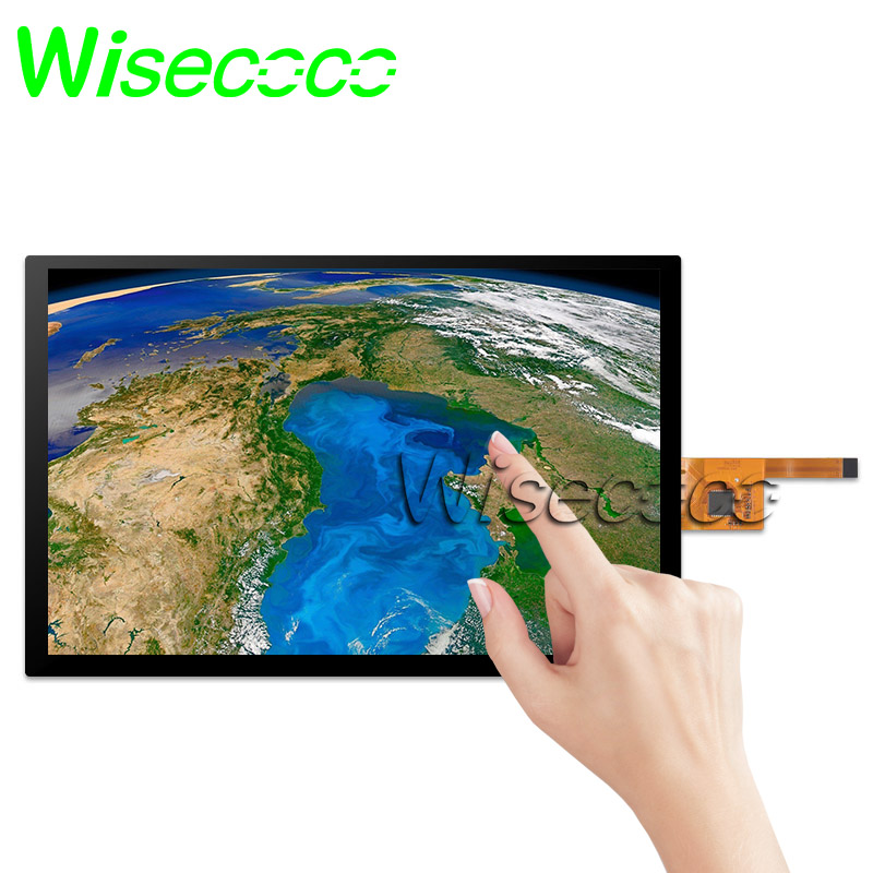 wisecoco VVX10T022N00 10.1 inch ips LCD display 2k 2560x1600  + I2C touch panel Digitizer Assembly for pad tablet diy project