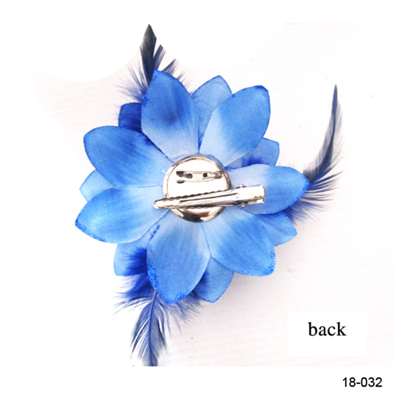 Promote▌Hair-Clips Festival-Accessories Artificial-Flowers Wedding Bridal Girl Bohemian Fashion