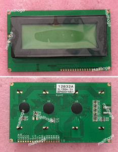 18PIN 12832 LCD Graphic Module KS0108 Controller 3.3V 5V Backlight Parallel Interface