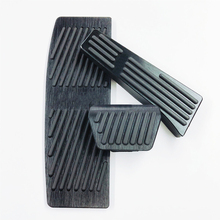 Accelerator Brake Foot Rest Pedal Pads For BMW 2 3 4 Series