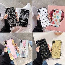 New trolley case all-inclusive color map phone case for iPhone X XS XR XSMax 8 7 6 6S PluS soft shell drop protection cover all new x men vol 7