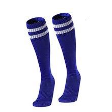 Детские футбольные носки Высокое качество Хлопковая одежда Носки