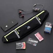Sports Waist Pack Running Mobile Phone Bag Men and Women Outdoor Equipment Waterproof Hidden New Style Mini Small Belt Bag