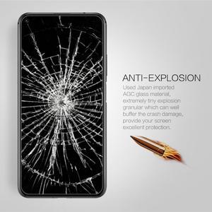 Image 5 - Huawei Honor 20 10 Pro 9X 8X szkło hartowane Mate 20 X ochraniacz ekranu Nillkin 9H twarde jasne bezpieczeństwa szkło na Huawei P30 P20 Lite