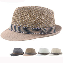 Ht3136 Новая модная летняя шляпа для родителей и детей из дышащей
