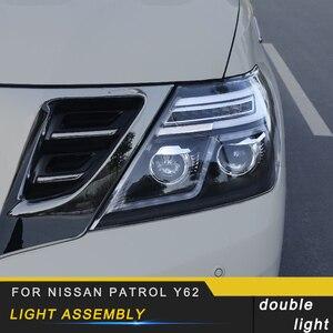 For Nissan Patrol Y62 Auto Car