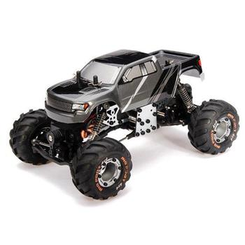 RCtown HBX 2098B 1/24 4WD Mini RC Car Crawler Metal Chassis For Kids Toy Grownups doit rc metal tank chassis with bearings caterpillar tractor crawler intelligent robot car obstacle avoidance diy toy