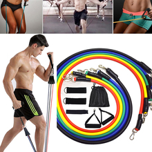 Pull-Rope Gym-Equipment Exercise-Bands Training Expander Bands-Resistance Fitness Elastic