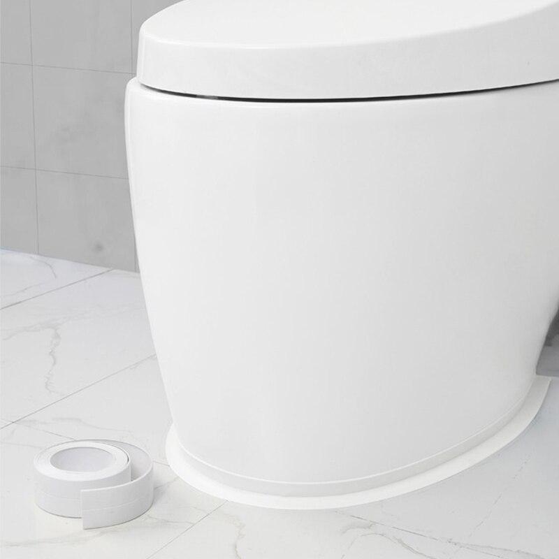 Kitchen-DIY-Self-adhesive-Wallpaper-Border-Tape-Waterproof-White-Mildewproof-Sealing-Sealant-Strip-Mosaic-PVC-Wall (1)