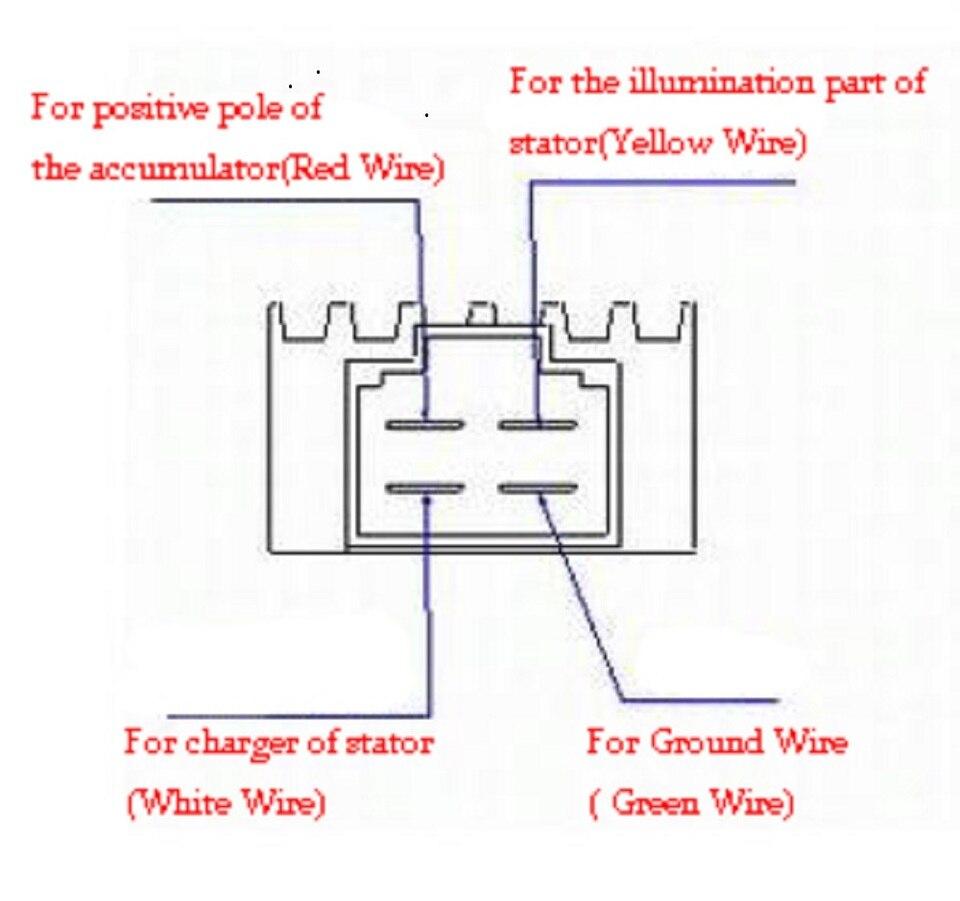ماعدا معسكر أبلغ 40 pin rectifier wiring diagram