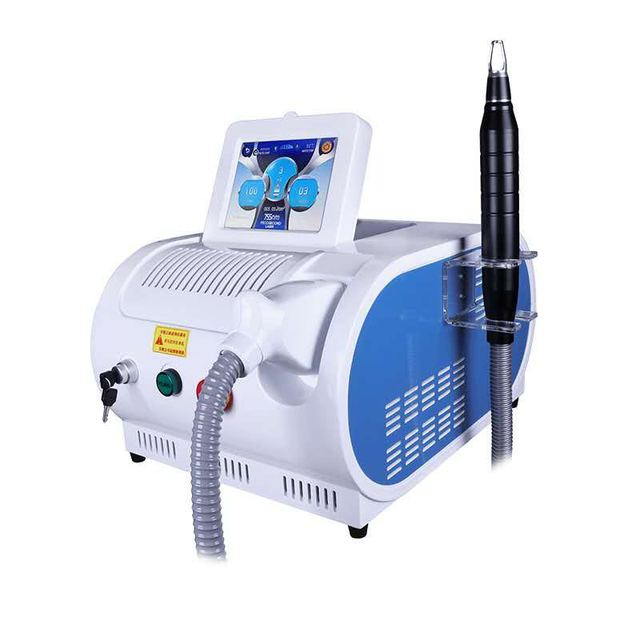 2019 new professional laser eyebrow removal machine, eyebrow cleaner, pigmentation cleaner, beauty device with Q switch 2
