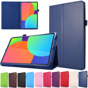 For Lenovo Tab M10 FHD Plus 10.3 inch 2020 Case Leather Flip Stand Cover For Lenovo Tab M10 FHD Plus TB-X606F X606X Tablet Case