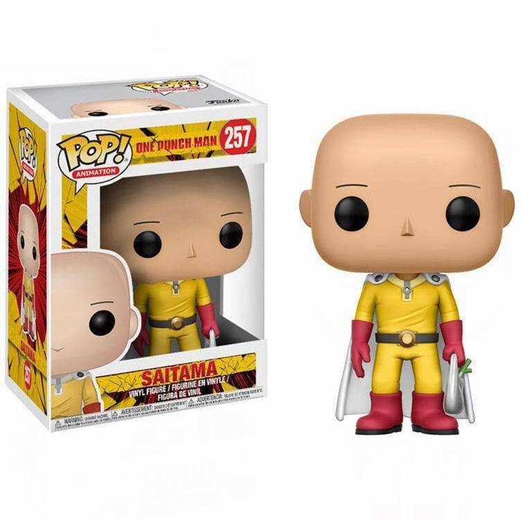 POP One Punch Mann 257 # PVC Action-figuren modell spielzeug ONE PUNCH-MANN Dekoration Puppe Kinder Weihnachten Geschenk spielzeug