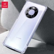 Xundd Fall Für Huawei Mate 40 Pro Fällen Handys Zubehör Stoßfest Shell Airbag Stoßstange Klare Abdeckung Für Taube 40 pro +
