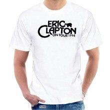 Nadir Vintage 1994 ERIC CLAPTON kaya konser turku Kay t shirt Yeniden Bask Yeni yaz t shirt erkek @ 026677