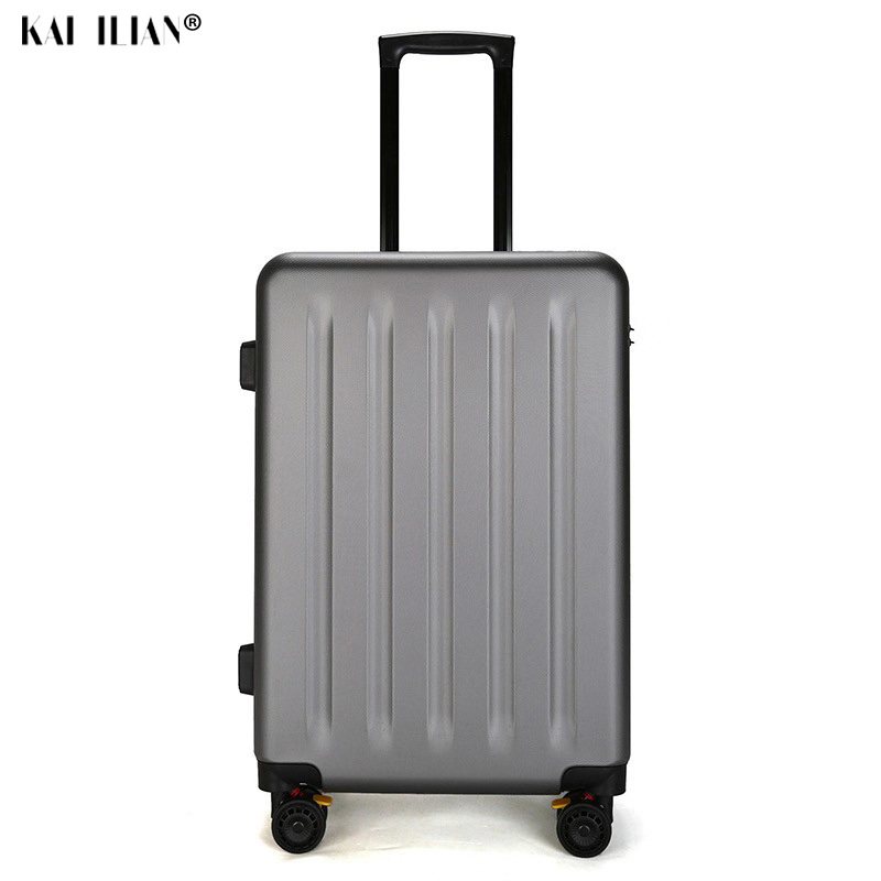20''24 Inch PC Suitcase Travel Rolling Luggage Spinner Wheel Cabin Carry On Suitcase Trolley Case Fashion Hardside Luggage Bag