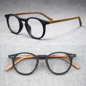 Оправы для очков Vinatge ручной работы, овальные очки с полным ободком, черные оправы для очков Rx able, очки для близорукости унисекс