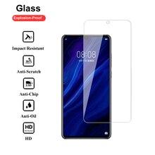 Vetro temperato Per Huawei P30 Lite P40 Lite P30 P20 Pro P10 P9 Lite P di Smart 2019 Protezione Dello Schermo di Protezione di vetro