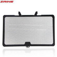Radiator guard FOR Honda NC750S 2014-2018 New Style Motorbike Radiator Grille Grill Protective Guard Cover Oil Cooler Cover мои первые наклейки фрукты и ягоды