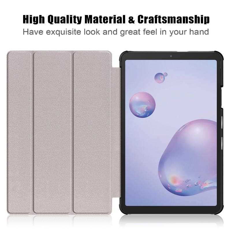 """KatyChoi Fashion Stand Auto Wake Sleep Smart 10.5""""For Samsung Galaxy Tab S5e Case For Galaxy Tab S5e T720 T725 Tablet Case Cover-2"""
