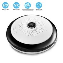 BESDER Fisheye VR 360 degrés caméra panoramique HD 960P sans fil Wifi IP caméra sécurité à domicile système de Surveillance caméra P2P iCsee