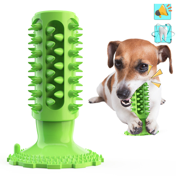 Squeaky chew toy for dogs