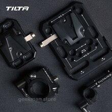 Tiltaing Pocket v mount Placa de batería para cámaras DSLR V placa de montaje TA PBP V