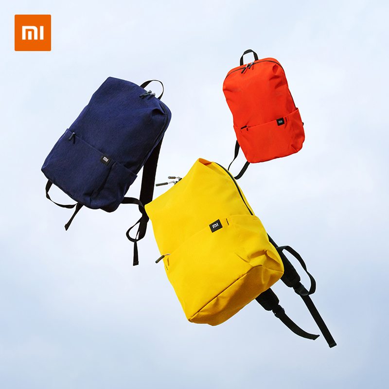 Xiaomi Mi Backpack Original 10/20L Urban Leisure Sports Chest Pack Bags Travel Backpack Large Capacity Unisex Backpacks  - AliExpress