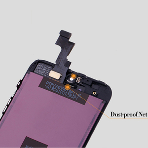 Image 5 - ЖК дисплей для iPhone 6 7 8 plus X тачскрин, аналагово цифровой преобразователь для iPhone 6S 5 5S SE сборки Замена ААА + + + Качество с подарками