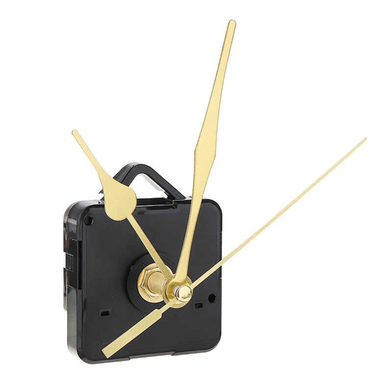 1Set DIY Ersatz Wanduhr Quarz Uhrwerk Armaturen Teile Teile Dekor
