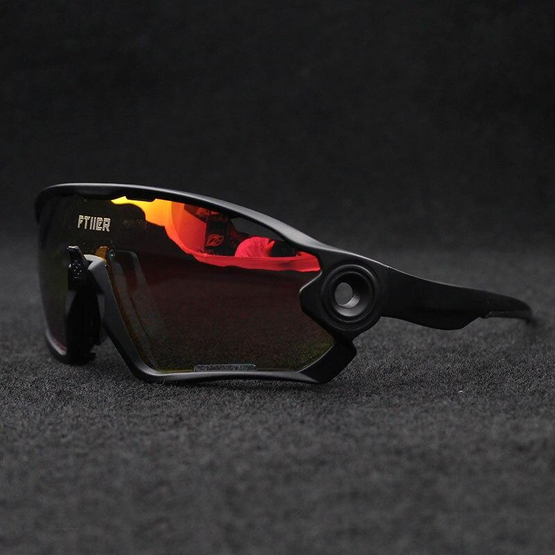 Óculos de Ciclismo Polarizado 2