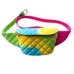 GW high quality fashion waist bag women waterproof fanny pack sport waist bag for ladies girls 2020 new style