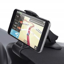 Suporte do telefone universal hud dashboard montar suporte do telefone no suporte do carro suporte smartphone voiture clipe de telefone automático gps