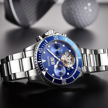 HAIQIN Automatic Watch Men Top Brand Luxury Mens Watches Mechanical Clock Waterproof Military Wrist Watch Relogio Masculino 2020 mens watches top brand luxury automatic watch men waterproof gold military mechanical wrist watch clock man hours reloj hombre
