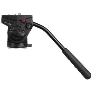 Image 3 - Kingjoy VT 3510 Aluminium Video Statief Hoofd 360 Graden Panoramische Camera Stand Vloeistof Demping Houder