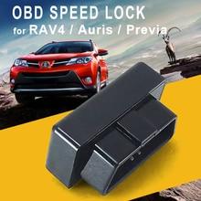 New Module OBD Car Door Lock Automatic OBD Speed Lock Fit Toyota fit RAV4 Auris Previa цена