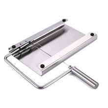 Кухонный инструмент для нарезки сыра из нержавеющей стали 430, многофункциональный стол для резки сыра, нож для нарезки сыра