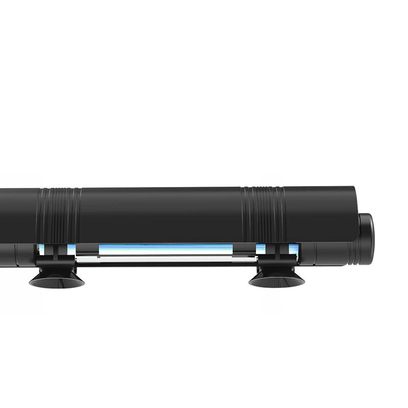 NEW Aquarium UV Lamp, Timer Or Switch Control On Off UV Sterilizer Sterilize,Light Barrier Cover UV Shade To Protect Fish Marine