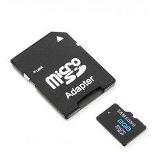 Gran oferta, Popular, Micro SD, TransFlash, TF a SD, SDHC, Adaptador de Tarjeta de Memoria, convertir en tarjeta SD, Adaptador de Tarjeta de Memoria s