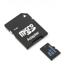 Offre spéciale populaire Micro SD TransFlash TF à SD SDHC adaptateur de carte mémoire convertir en carte mémoire SD adaptateurs