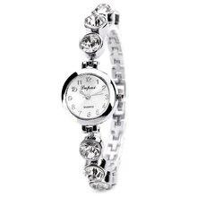 Lvpai женские роскошные часы из нержавеющей стали платье браслет