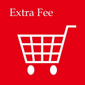 Extra Fee/ Repay The Received Goods/Cost For Change Shipping Method/Shipping Cost image
