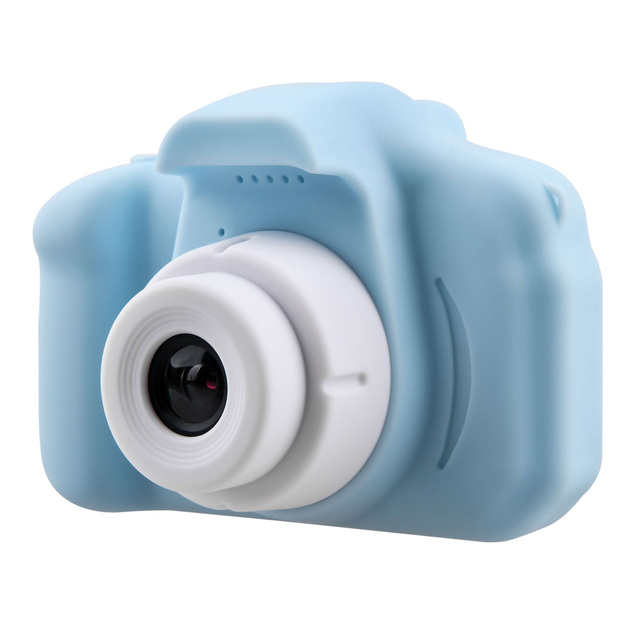 Kids Mini Camera Toy Cute Camcorder Rechargeable Digital Camera with 2 Inch Display Screen Children Educational Toy Outdoor Play 1