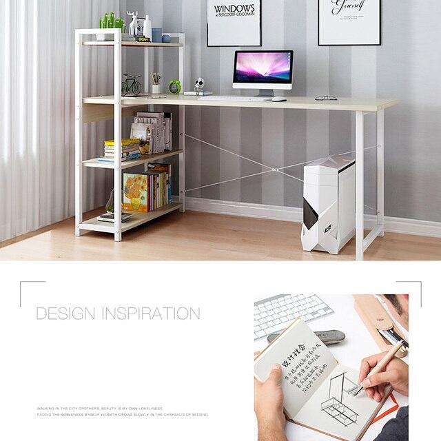 Book Shelf Desk Combo 3
