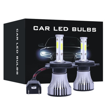 2PCS New 4 Sides LED 6500K H11 H4 H7 H1 H3 H8 9004 9005 9006 9007 Car LED Headlight Bulbs Auto Led HB3 HB4 HB5 880 Headlamps 12V canbus led h7 h4 h11 h1 h3 9005 hb3 9006 hb4 9012 hir2 880 h8 h9 9007 9004 h13 h4 led headlight car bulb light 12v 24v 6500k 2x
