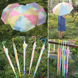 Rain Gear Windproof Handle Umb