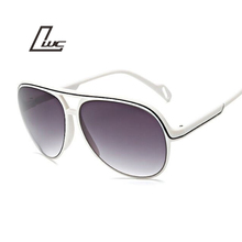 2018 Brand Design Grade Aviation Sunglasses Women Men Mirror