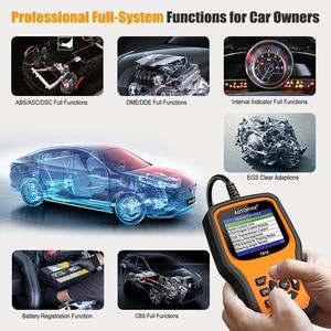 Image 3 - Autophix 7910 escáner automotriz SRS SAS ABS EPB para BMW OBD2, reinicio de aceite, escáner para Rolls Royce OBD, herramienta de diagnóstico