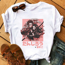 Maycaur Streetwear Japanese Anime T-shirt Cool Graphic Printed Tops Tee