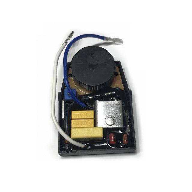 220V 240V Speed governor Switch For BOSCH GWS6 GWS 6 100E 6 115E GWS6 100E GWS6 115E 1607233124 small Angle Grinder